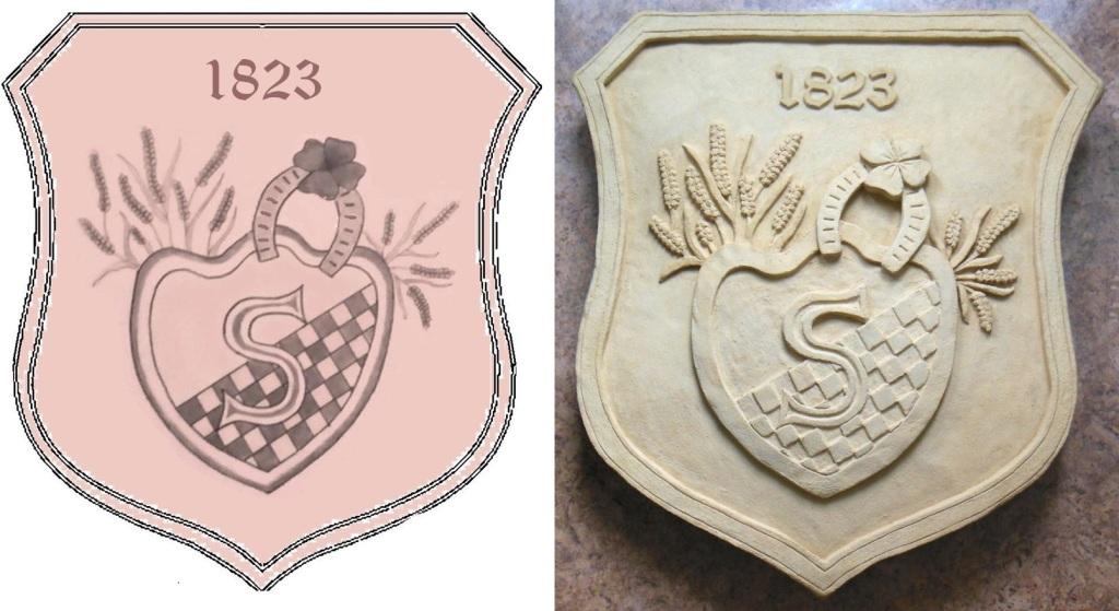 Erb statek 1823