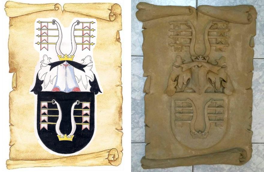 Kladenský Erb pergamen